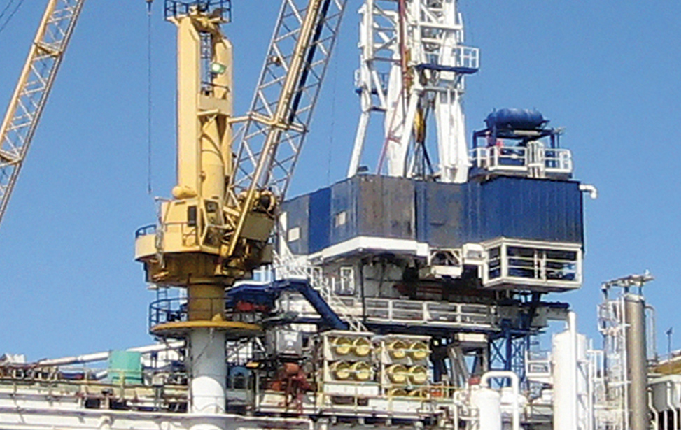 Drilling Service Rig Applications
