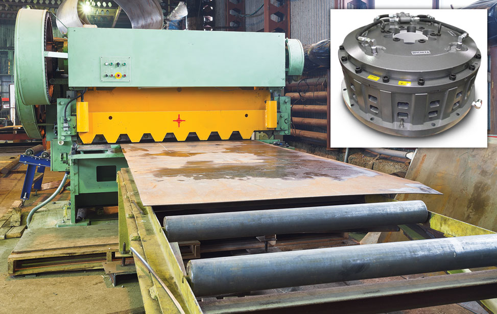 Replacement Hub for Hydraulic Shear