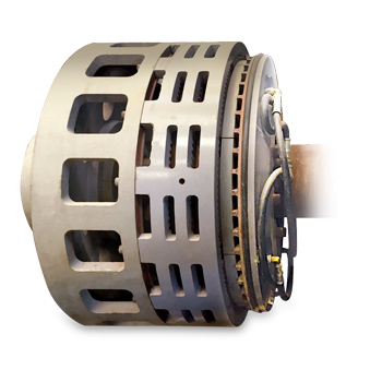 GMC Grinding Mill Clutches