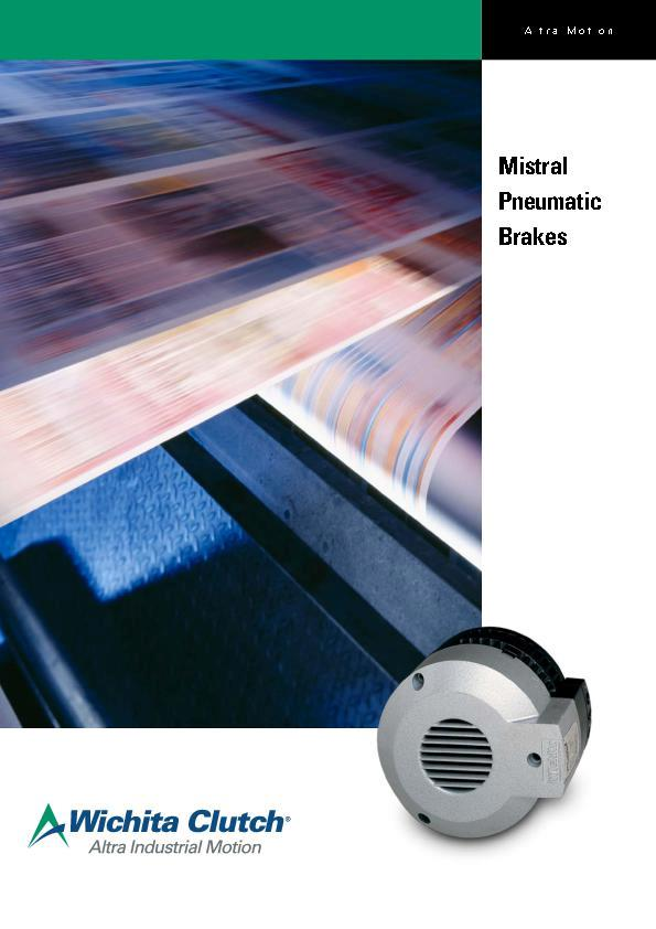 (A4) Mistral Pneumatic Brakes