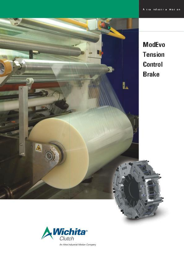(A4) ModEvo Tension Control Brake
